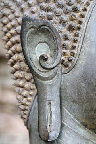 oreille boudha